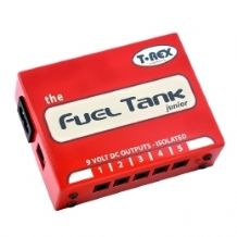 T Rex Fuel Tank Junior 9 Volt Guitar FX Pedal Power Supply